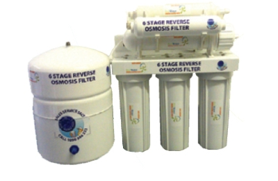 6 Stage Reverse Osmosis Water Filter
