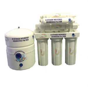 6 Stage Reverse Osmosis