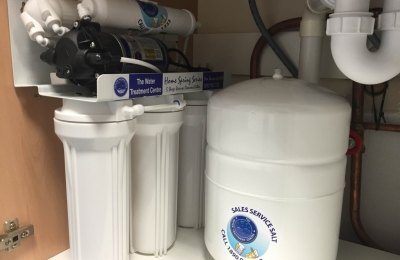 5 Stage Reverse Osmosis Water Filter