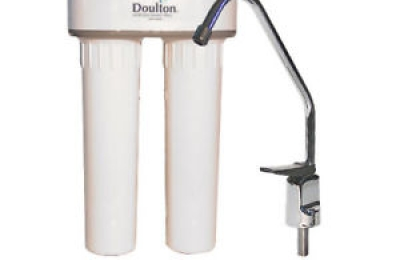 Flouride Drinking Water Filter (Undersink)